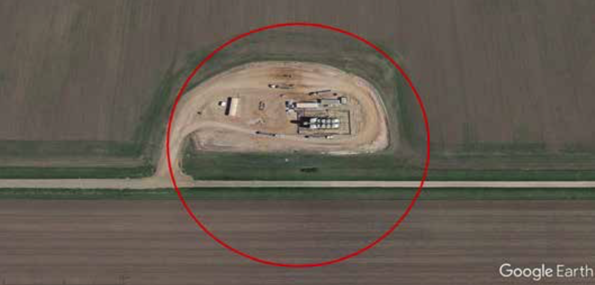 CMCE Fracking Conceptual Coverage