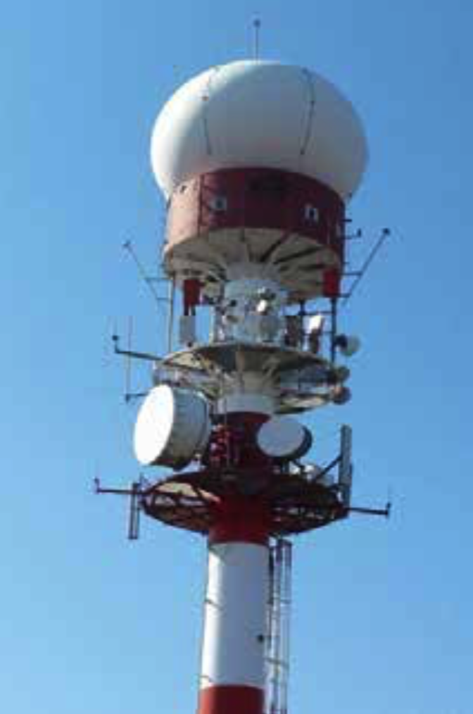AEMET Meteorological Radar - EMP Defense